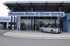 mercedes dealers in maryland mercedes of silver mercedes service center
