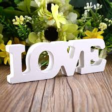Letter Home Decor by Popular Wood Word Decor Buy Cheap Wood Word Decor Lots From China