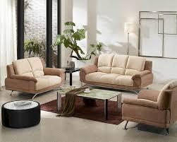 At Home Furniture Sofa Set Two Tone Fabric Sofa Set 44l2823