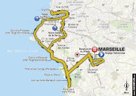 Tour De France Map by Road Bike Action Stage Previews