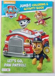 color chunky crayons puppy power paw patrol golden
