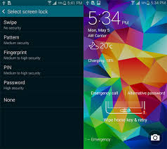 samsung galaxy s5 lock screen apk how to customize lock screen on galaxy s5 aw center
