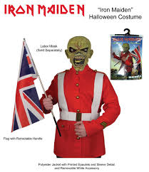 the collector halloween mask iron maiden halloween costume trooper necaonline com