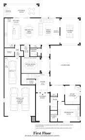 Jack And Jill Bathroom Floor Plans Toll Brothers At Avian Meadows The Avante Home Design