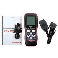 buy abs code reader from trusted abs code reader manufacturers 2015 100 original xtool vag401 obd2 obdii scanner abs srs engine trouble code reader update online