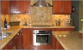 Kitchen Backsplash With Granite Countertops Silverstone Countertops Home Depot Kitchen Backsplash Inspirations