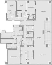 Floor Plans Chicago Vista Tower Floor Plans Revised To Make Units More Spacious Loop