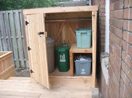 Cheap Diy Storage Shed Plans by Garbage Sheds Hobby Pinterest Cheap Exterior Doors Exterior
