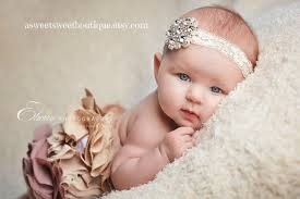 newborn headbands newborn lace headband rhinestone headband vintage newborn