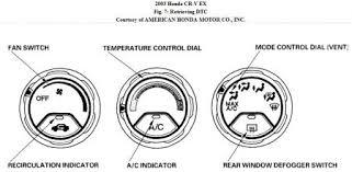honda crv air conditioner compressor 2003 honda crv a c stopped working air conditioning problem 2003