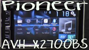 playing with firmware updates on pioneer avh x2700bs how to
