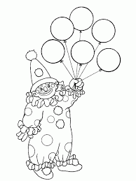 coloring pages of scary clowns click the sad clown coloring pages page scary free circus