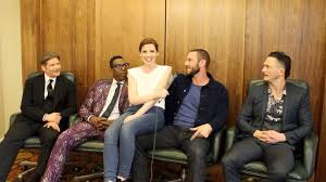 american gods watch an interview from the lap of the american gods tv