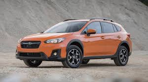 subaru crosstrek 2018 subaru crosstrek review motor1 com photos