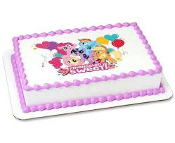 order cake my pony birthday cake ideas order cakes and cupcakes online