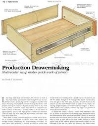260 drawer construction drawer construction techniques wood