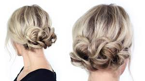 cute hairstyles pull through braid pulled up hairstyles pull through braid easy cute variatons women