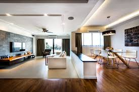 Zen Home Design Singapore by Registered Interior Design Services Company Singapore