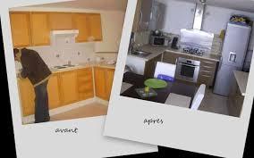 cuisine avant apr鑚 cuisine avant apres etape 1 photo de 2 maison le d émilie