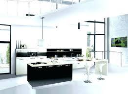 cuisine noir et gris decoration noir et blanc deco cuisine noir deco cuisine et