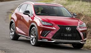 2018 lexus nx pricing and specs price rises bring new looks and