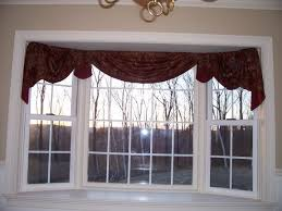 Rods For Bay Windows Ideas Fancy Kitchen Curtains For Bay Windows Decorating With 38 Best Bay