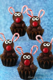 best 25 reindeer cupcakes ideas on pinterest cute christmas