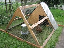 how to build a simple chicken house with chicken coop building