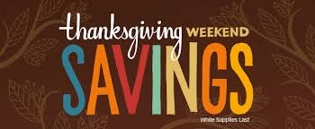 costo thanksgiving weekend savings are here shop today and