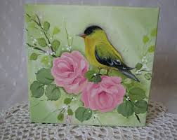 painted canvas etsy