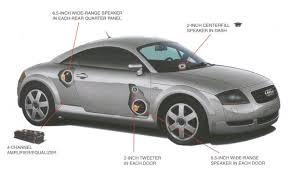audi car speakers bose coupe jpg