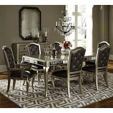 dining room sets 7 piece pulaski diva 7 piece rectangular leg dining room set beyond stores