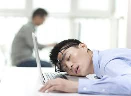 Sleeping At Your Desk How To Lose Weight At Work Eat This Not That