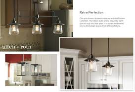 Light Fixture Collections Shop Bristow Lighting From Allen And Roth