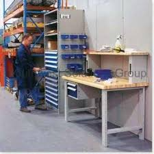 warehouse bench industrial work benches ergonomic production workstation images