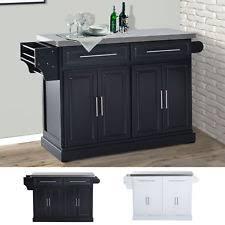 kitchen island and cart kitchen islands kitchen carts ebay