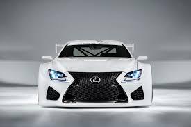 lexus car 2014 2014 lexus rc f gt3 concept lexus supercars net