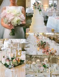 vintage glam wedding gold pink and blue vintage glam wedding vintage glen club
