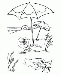 download coloring pages beach coloring free summer coloring