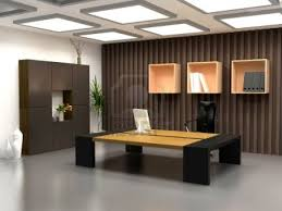 Contemporary Office Interior Design Home Design - Office room interior design ideas