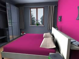 bedroom attractive amazing bedroom design with pink gray paint