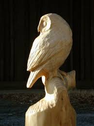 image result for carved owl newel cap staircases