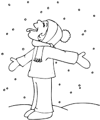 Coloring Pages 7 Winter Coloring Pages Free