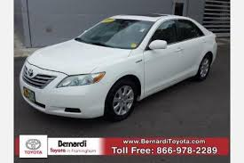 toyota camry hybrid 2009 for sale used toyota camry hybrid for sale in worcester ma edmunds