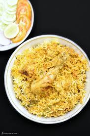 biryani cuisine hyderabadi chicken biryani recipe how to chicken biryani