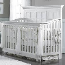 Black Convertible Crib by Dolce Babi Serena Full Panel Convertible Crib In Sea Shell