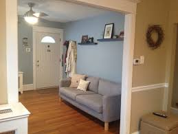 Entryway Color Schemes Small Living Room No Entry
