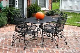 wrought iron outdoor chairs phenomenal metal ideas patio chairs new