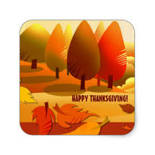 happy thanksgiving greetings stickers zazzle