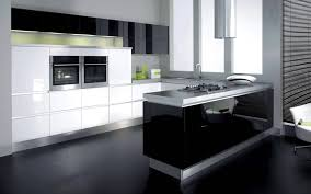 Modular Kitchen Design by Interesting Modular Kitchen Designs Black And White 14 For Small